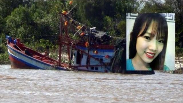 Thiếu nữ 19 tuổi mất tích trong thảm họa lễ hội Nghinh Ông