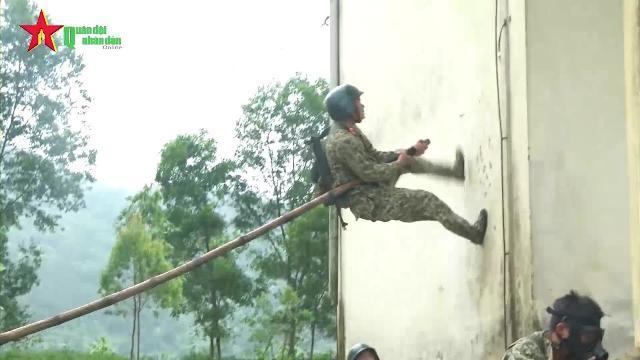 Bí quyết làm nên nên sức mạnh của Đặc công Việt Nam