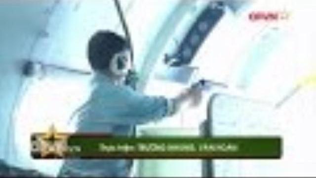 Phi công quân sự Việt Nam rèn luyện thể lực, tự tin làm chủ bầu trời
