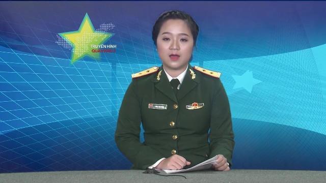 Nữ thiếu tá Quân y 2 giỏi