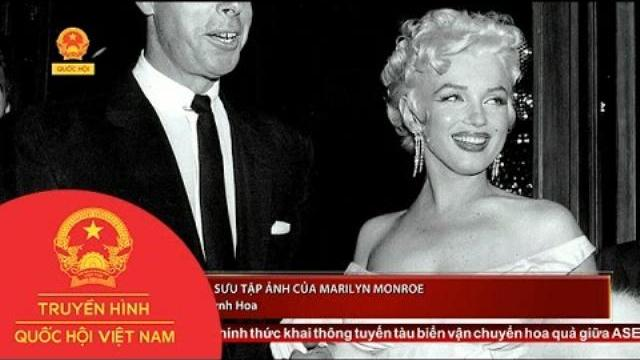 Thời sự - Đấu giá bộ sưu tập ảnh của Marilyn Monroe