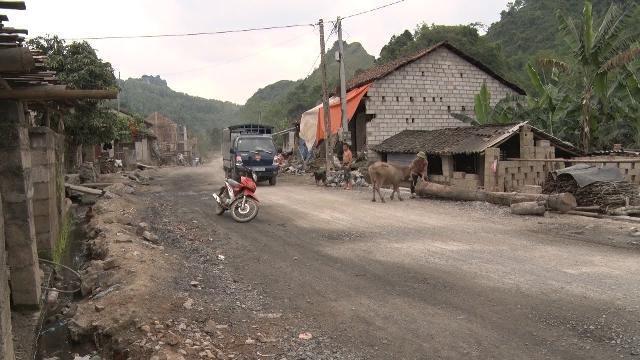 Cao Bằng: Đời sống của người dân khó khăn vì dự án chậm tiến độ