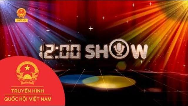 12h Show - Ngày 18/4/2017: Giao lưu Diễm Hương The Voice 2013