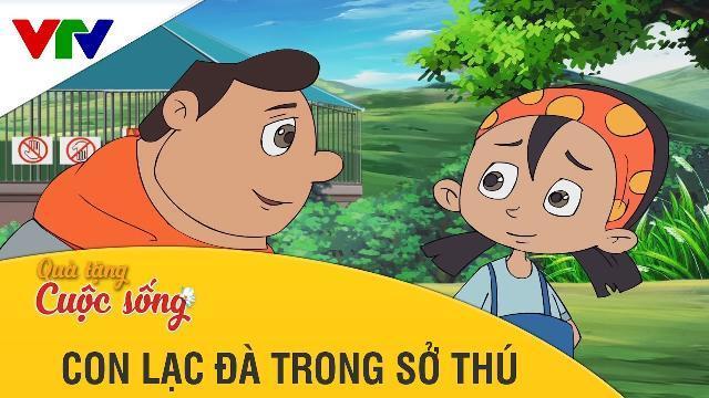 Phim hoạt hình Quà Tặng Cuộc Sống | NHỮNG CON LẠC ĐÀ TRONG SỞ THÚ | Phim hoạt hình hay nhất 2017