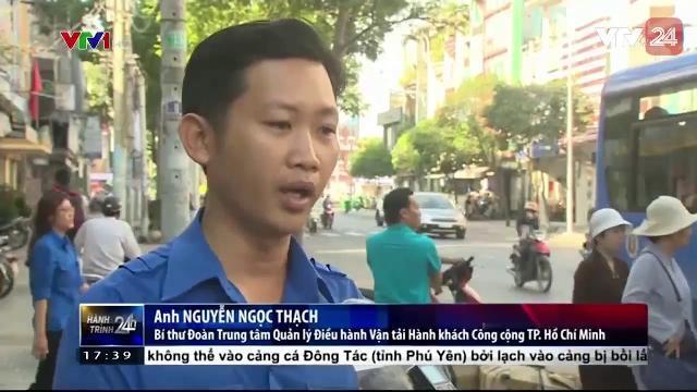 Khi Xe Buýt Chủ Động Tiếp Cận Người Khuyết Tật - Tin Tức VTV24