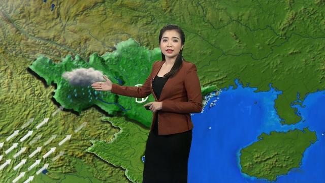 Tin Dự Báo Thời Tiết Hôm Nay (19h55 - 17/5/2017) | Bản Tin Thời Tiết Hôm Nay