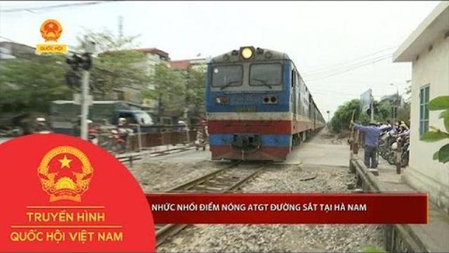 Thời sự - Hà Nam: Nhức nhối điểm nóng an toàn giao thông đường sắt