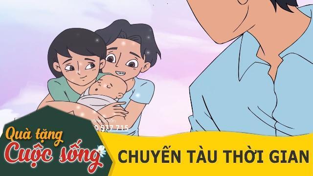 Phim Hoạt Hình Hay Nhất 2018 - CHUYẾN TÀU THỜI GIAN - Quà Tặng Cuộc Sống - Phim Hoạt Hình - Phim Hay