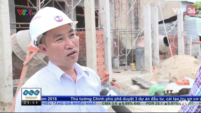 Giá cát tăng mạnh, ngành xây dựng gặp khó | VTV24