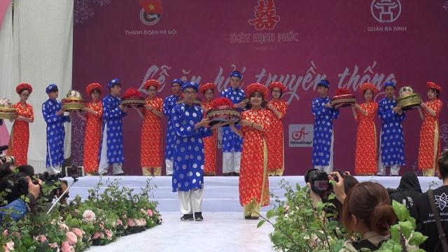 Tin Thời Sự Hôm Nay (22h - 23/4/2017): Ngày Hạnh Phúc Tại Thủ Đô Hà Nội