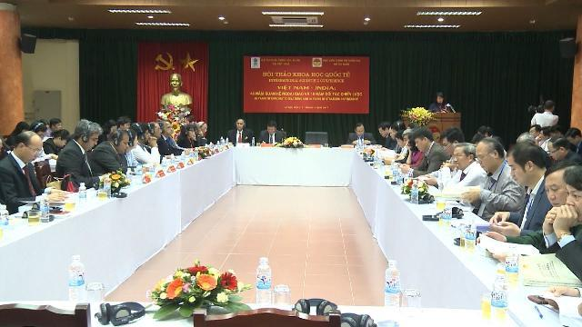 45 năm quan hệ ngoại giao Việt Nam - Ấn Độ