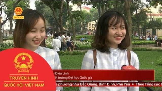 Thời sự - Phỏng vấn chùm ý kiến giới trẻ về ngày chiến thắng Điện Biên Phủ