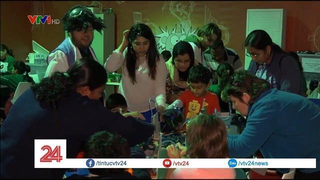 Mô hình gieo cảm hứng sáng tạo tại UAE - Tin Tức VTV24