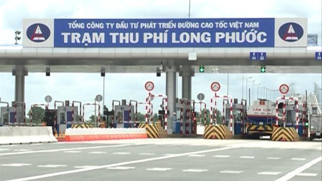 Cao tốc TP Hồ Chí Minh - Long Thành - Dầu Giây bắt đầu thu phí kín
