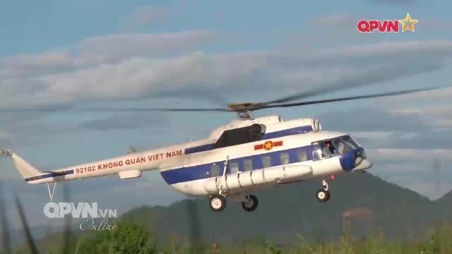 Thời sự Quốc phòng Việt Nam ngày 8/4/2017: Không quân Việt Nam đảm bảo an toàn bay