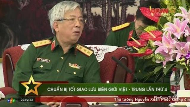 Chuẩn bị giao lưu hữu nghị biên giới Việt Nam - Trung quốc