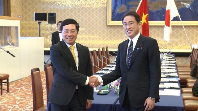 Phó Thủ tướng, Bộ trưởng Bộ Ngoại giao Phạm Bình Minh thăm Nhật Bản