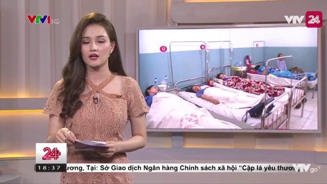 TP. Hồ Chí Minh: Thêm 28 công nhân nhập viện nghi do ngộ độc khí | VTV24