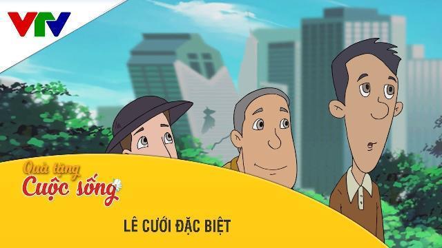 Phim hoạt hình Quà Tặng Cuộc Sống ►Lễ Cưới Đặc Biệt ► Phim hoạt hình hay 2017 ► Phim hay 2017