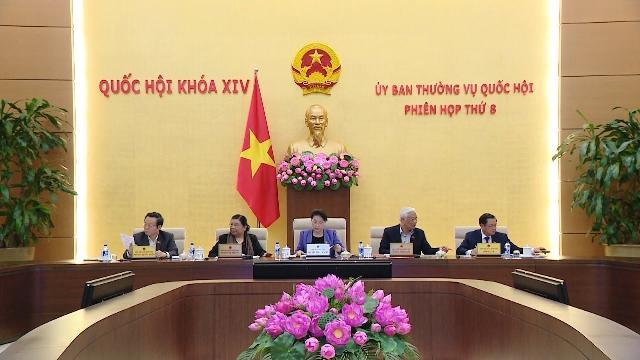 Tin Tức 24h: Bế mạc phiên họp thứ 8 của Ủy ban Thường vụ Quốc hội