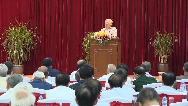 Tin Thời Sự Hôm Nay (18h30 - 17/5: Tổng Bí Thư Nguyễn Phú Trọng Gặp Mặt Cán Bộ Cao Cấp Đã Nghỉ Hưu