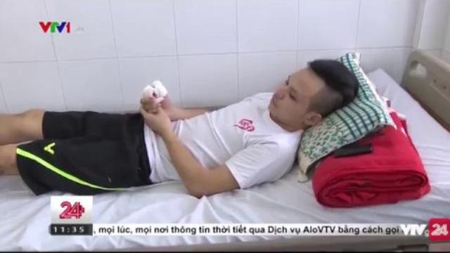 Bệnh nhân được nối liền ngón tay bị đứt lìa | VTV24