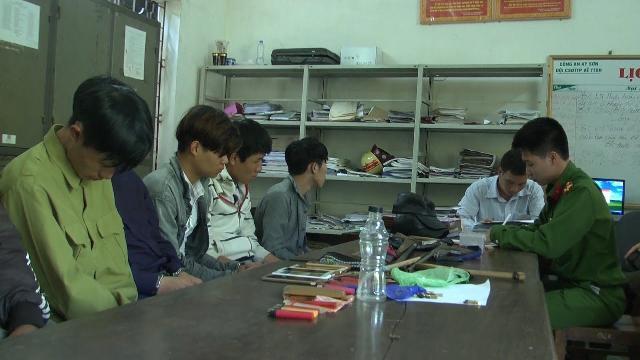 Nghệ An bắt 8 đối tượng trong đường dây mua bán ma túy xuyên quốc gia