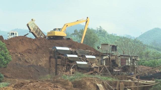 Bất cập trong công tác quản lý khai thác khoáng sản (Vì môi trường bền vững)
