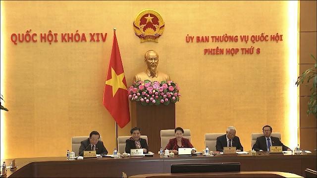 Ủy ban Thường vụ Quốc hội cho ý kiến về dự thảo Luật Chuyển giao công nghệ (sửa đổi)