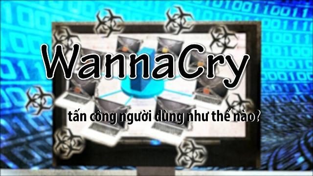 Sức tàn phá của virus WannaCry và nỗ lực giảm thiểu thiệt hại tại Việt Nam