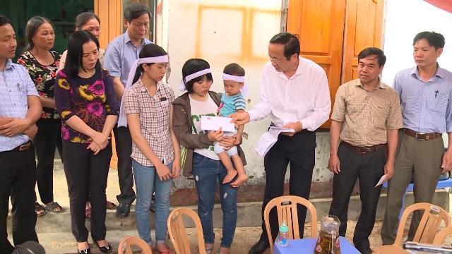 Chủ tịch nước gửi quà và thư khen cháu Nguyễn Thị Sáng, người đã hiến tạng mẹ để cứu người