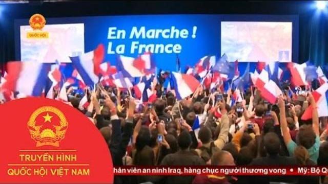 Thời sự - Pháp: Hai Ứng Cử Viên Macron và Le Pen Sẽ Bước Vào Vòng Hai Bầu Cử Tổng Thống