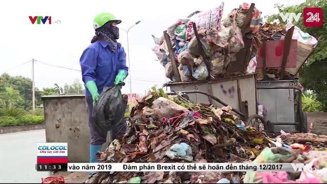 Nguy cơ sốt xuất huyết từ rác thải sinh hoạt - Tin Tức VTV24
