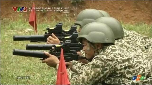Lò đào tạo Lực lượng tinh nhuệ nhất của Quân đội Việt Nam
