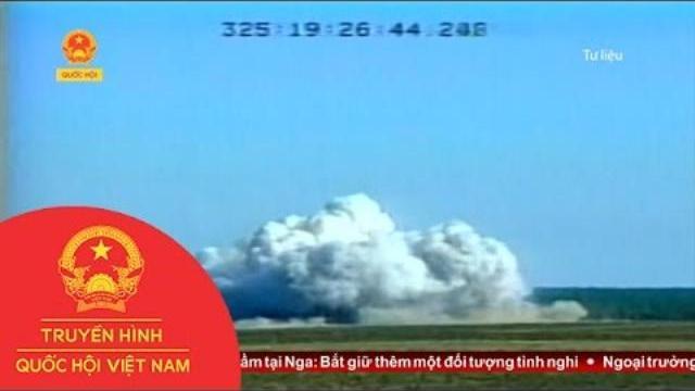 """Thời sự - Mỹ: Ném """"Siêu Bom"""" GBU-43 Nhằm Vào IS Ở Afghanistan"""