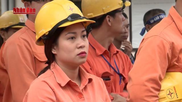 Tin Tức 24h: Tổng Công ty Điện lực Hà Nội hưởng ứng Giờ Trái đất 2017