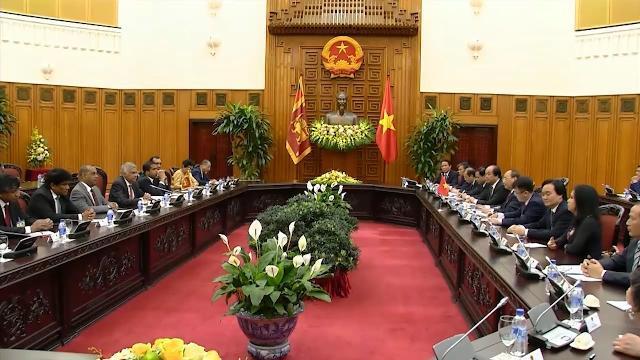 Tin Tức 24h Mới Nhất: Thủ tướng hội đàm với Thủ tướng Sri Lanka