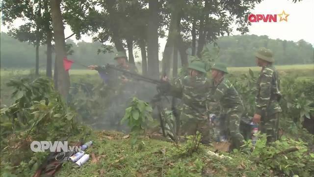 Hà Nội diễn tập bảo vệ khu vực phòng thủ