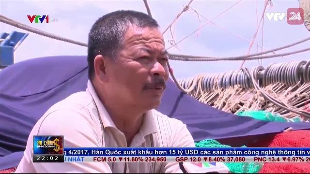 Tàu cá vỏ thép hư hỏng nặng chỉ sau vài chuyến đi biển | VTV24