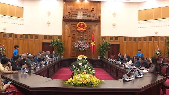 Thủ tướng tiếp Chủ tịch Liên minh HTX quốc tế khu vực châu Á - Thái Bình Dương