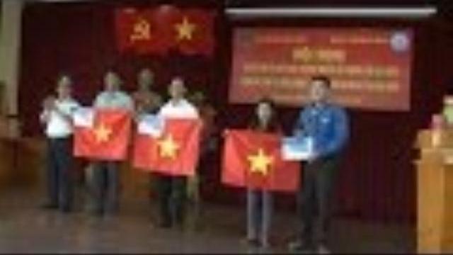 Lực lượng Cảnh sát biển triển khai công tác dân vận tại huyện đảo Phú Quý tỉnh Bình Thuận