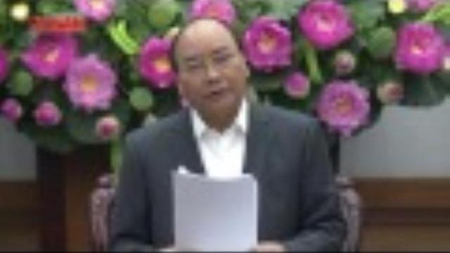 Tin Thời Sự Hôm Nay (11h30 - 3/4/2017): Khai Mạc Phiên Họp Chính Phủ Thường Kỳ Tháng 3 Năm 2017