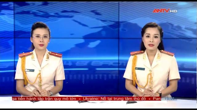 Thời sự an ninh ngày 11.4.2017 - Tin tức cập nhật