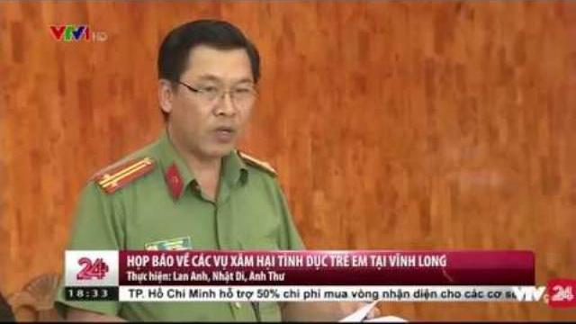 Tin Tức VTV24 - Ngày 05/04/2017: Tình Trạng Bố Ruột Xâm Hại Con Đáng Báo Động Trong Các Năm Qua