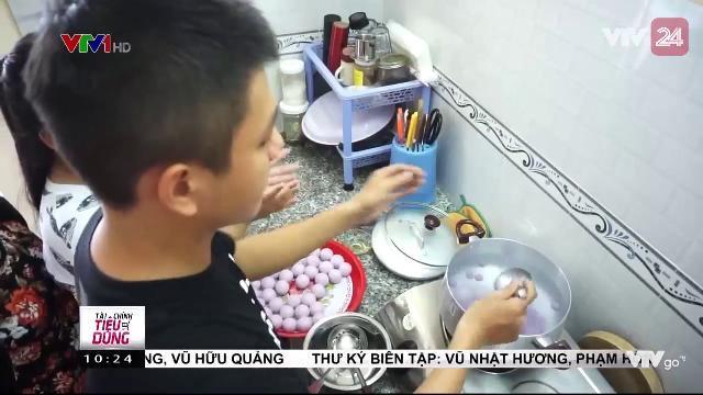 Chè trôi nước khoai mỡ | VTV24