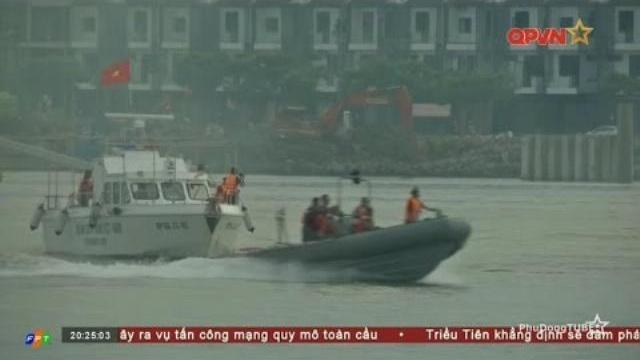 Hải quân Việt Nam Hoa Kỳ diễn tập \