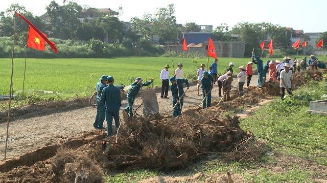 Tin Tức 24h: Công tác dân vận thắm tình quân dân tại tỉnh Vĩnh Phúc