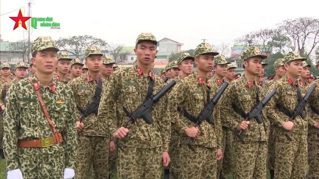 Quân khu 4 sẵn sàng cho năm huấn luyện 2017
