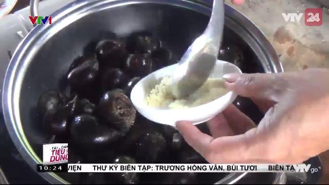 Lẩu ốc bươu nấu mẻ | VTV24