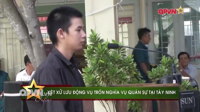 Cái kết của thanh niên trốn nghĩa vụ quân sự